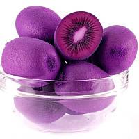 Egrow 10Pcs / pack Фиолетовый Сердце Kiwi Семена Сад Двор Киви Фруктовое дерево Бонсай Семена