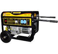 Генератор бензиновый Forte FG6500 5.5 кВт