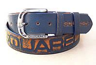 Мужской кожаный ремень Dsquared2, фото 1