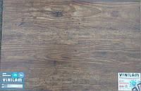 Vinilam 81441-6 Дуб Мюнхен 3 mm виниловая плитка клеевая
