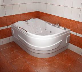Акриловая ванна ТРИТОН РЕСПЕКТ 1800х1300х750 (Правая), фото 2
