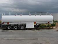 Полуприцеп цистерна (бензовоз) для перевозки ГСМ NURSAN TRAILER