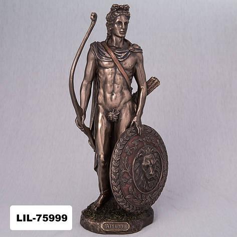 Статуэтка Аполлон (30 см) 75999A4 Veronese Италия, фото 2