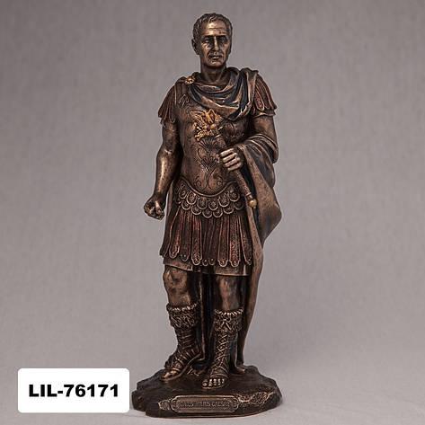 Статуэтка Юлий Цезарь 76171A4(25 см) Veronese Италия, фото 2