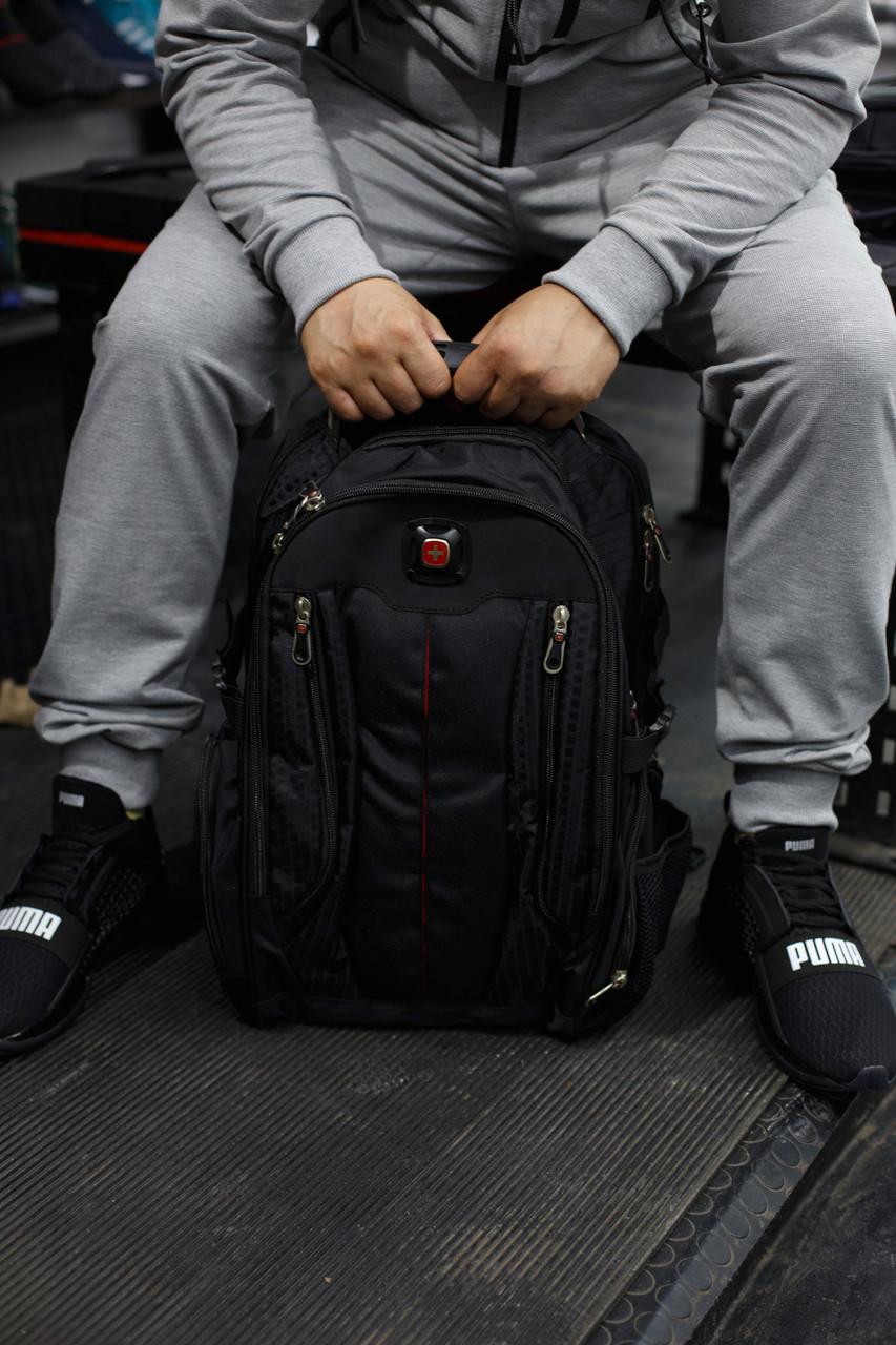 Рюкзак городской SWGELAN , USB - разьем,выход на наушники.