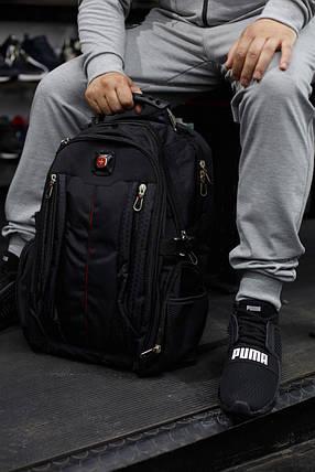 Рюкзак городской SWGELAN , USB - разьем,выход на наушники., фото 2
