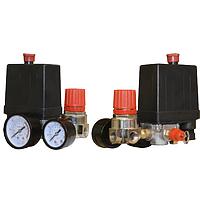 Автоматика компрессора 220В 16А в сборе тип 2