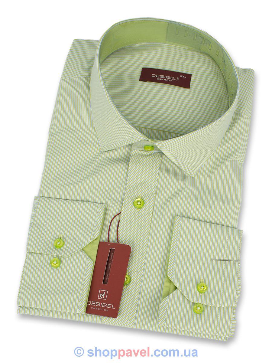 Рубашка мужская 0310 Н Slim
