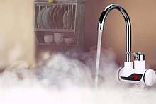 Проточный кран-водонагреватель Delimano!Акция, фото 3
