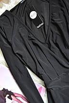 Новое черное миди платье Boohoo, фото 3