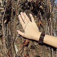 Деревянный браслет №6