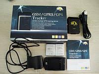 GPS Трекер Tracking TK102 для отслеживания местоположения транспорта или человека