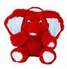 Плюшевий слоненя (червоний) 55 див.
