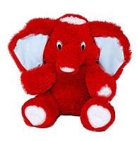 Плюшевий слоненя (червоний) 55 див., фото 1