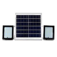 2 шт. 20W Водонепроницаемы 150 LED Свет наводнения Дистанционное Управление Свет Датчик Солнечная Свет 1TopShop