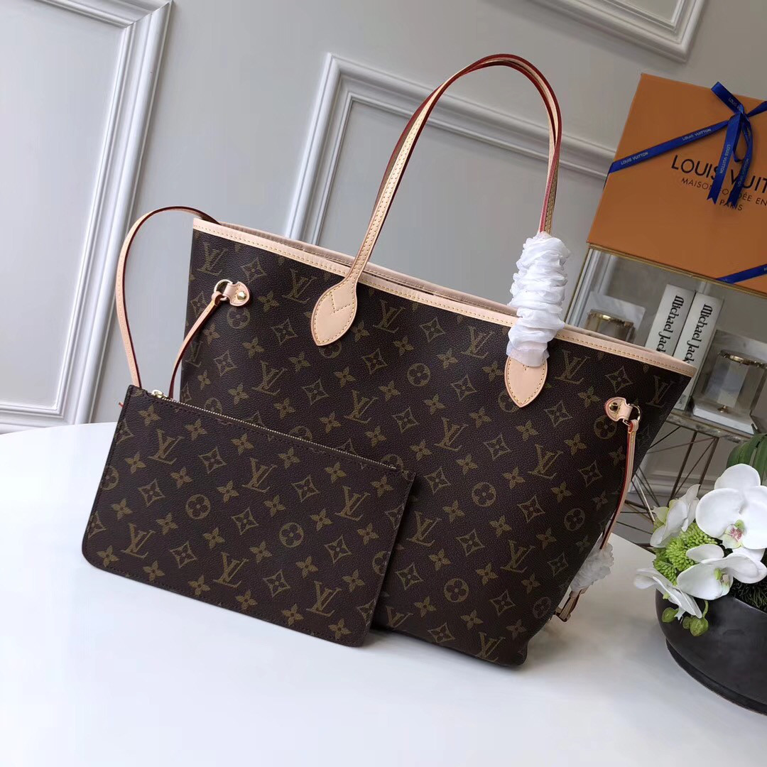 Женская сумка Louis Vuitton Neverfull Monogram Canvas - VKstore в Киеве 00fdc9f9740