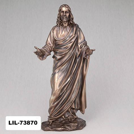 Статуэтка Иисус (30 см) Veronese Италия 73870 A4, фото 2