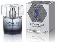 (ОАЭ) Yves Saint Laurent / Ив Сен Лоран - L'Homme Libre 100мл.  Мужские