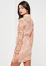 Новое кружевное платье Missguided, фото 3