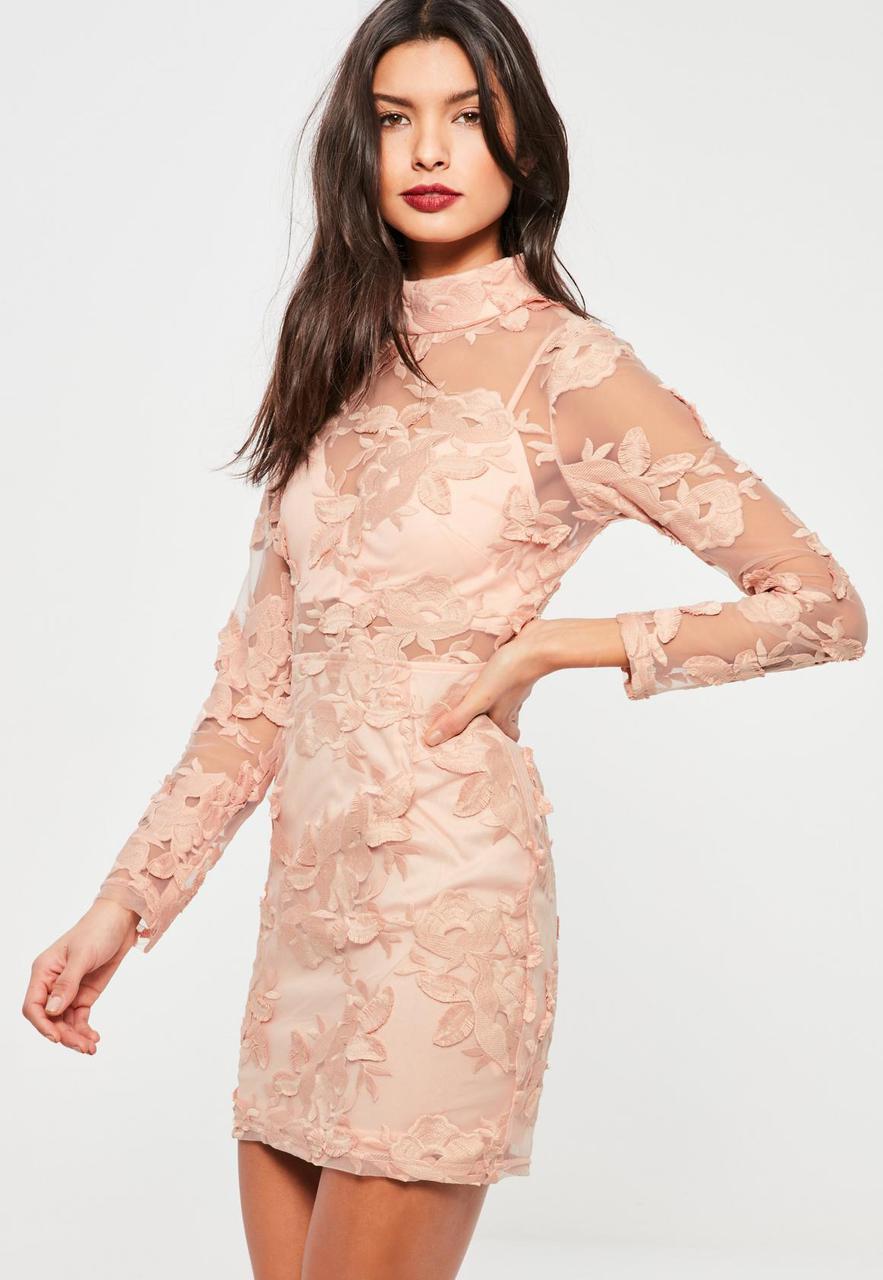 Новое кружевное платье Missguided