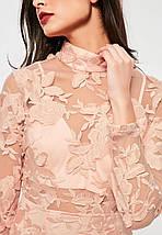 Новое кружевное платье Missguided, фото 2