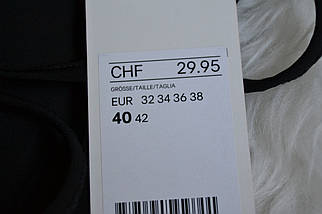 Новый брючный комбинезон с красивой спинкой H&M, фото 2