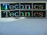 Наклейка 1 шт для Technics sl-1200 MK2/3/5/6/MK5G, фото 2