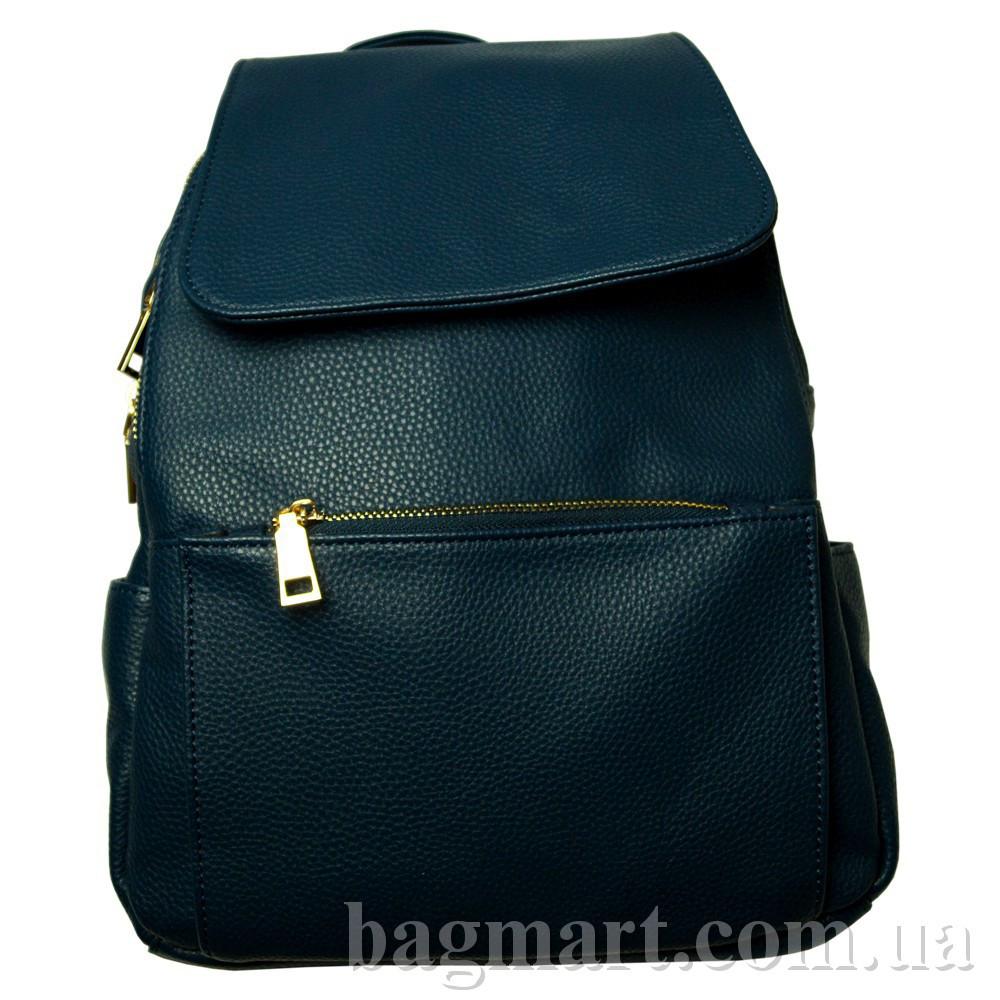 a5691fa1b0d9 Повседневный рюкзак из кожзаменителя №0158: продажа, цена в ...