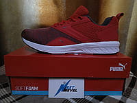 Puma, Nrgy Comet, размер 39, Ribbon Red/Iron Gate