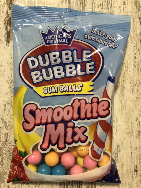 Жевательная резинка Смузи Dubble Bubble
