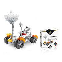 WLToys Blocks Lunar Mover Moon Авто 246PCS Kid Gift Blocks Toys