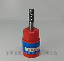 Борфреза цилиндрическая (AEX)6х16х6 твердосплавная