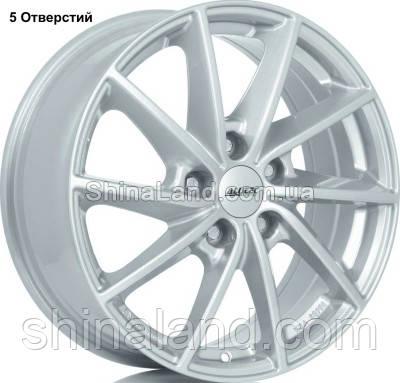 Литые диски Alutec Singa 7,5x18 5x112 ET51 dia57,1 (PS)