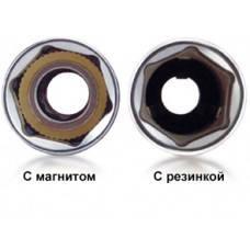 "Свечная головка 21мм 1/2"" магнитная TOPTUL BAAT1621, фото 2"