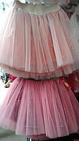 Фатиновая юбка детская. Цвета в ассортименте. Размер 122-140
