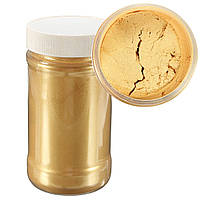100g Gold Ultrafine С блестками Pearl Pigment Powder Metal Sparkle Shimmer Paint