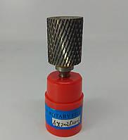 Борфреза цилиндрическая (AEX)20х25х6 твердосплавная