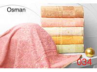 Махровое банное полотенце 034
