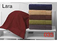 Махровое банное полотенце 035