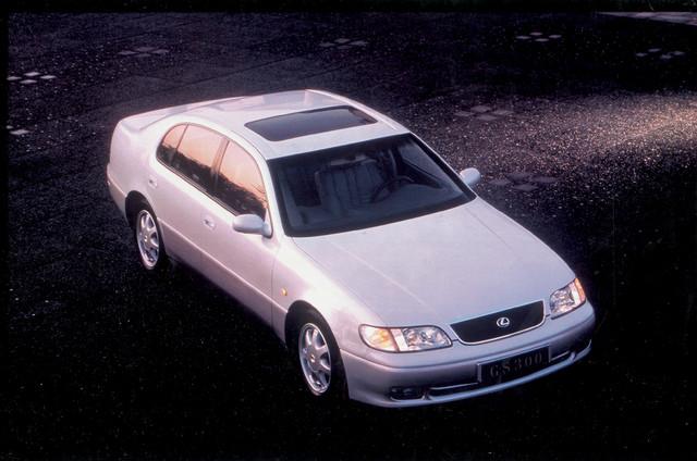 Lexus GS 300 (03.1993-12.2004)