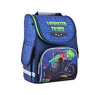 Ранец каркасный PG-11 Monster truck 34*26*14 554523