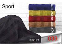 Махровое полотенце для лица 039