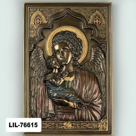 Икона Мария с младенцем Veronese Италия (16*23 см) 76615A4, фото 2