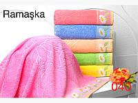 Махровое полотенце для лица 040