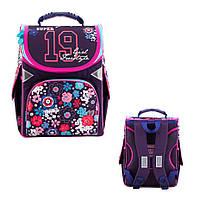 Рюкзак шкільний каркасний GoPack /GO18-5001S-10/ (37715) (1/8)