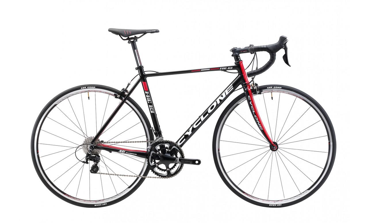 Шоссейный велосипед CYCLONE FRC 83 480 28