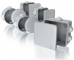 Коробки монтажные (распределительные) влагостойкие для наружного монтажа Schneider Electric