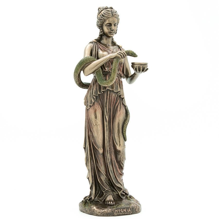 """Статуэтка """"Гигея - богиня здоровья"""" (28 см) Veronese Италия 76903A4"""