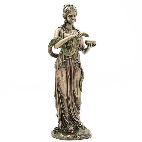 """Статуэтка """"Гигея - богиня здоровья"""" (28 см) Veronese Италия 76903A4, фото 2"""