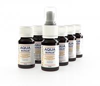 Пограничная вода АкваБонус 6 флаконов по 10 мл защита мозга от старения антиоксиданты Аur-ora